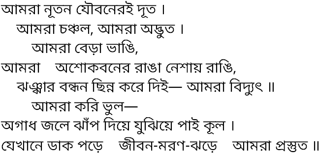 tasher desh rabindranath tagore pdf